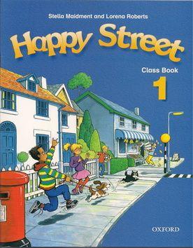 Roberts Lorena: Happy Street 1 Class Book cena od 218 Kč