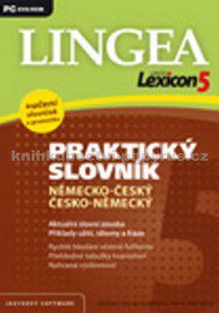 CD Lexicon5 Praktický slovník Německo-český, Česko-německý cena od 260 Kč