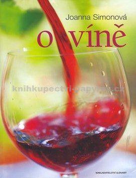 Joanna Simon: O víně cena od 339 Kč