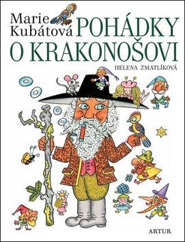Marie Kubátová, Helena Zmatlíková: Pohádky o Krakonošovi - 3. vydání cena od 155 Kč