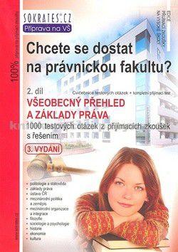 Igor Kotlán: Chcete se dostat na právnickou fakultu? - 2. díl - 3. vydání cena od 194 Kč
