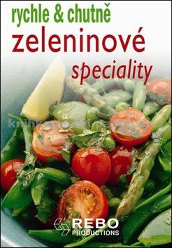 REBO Productions Zeleninové speciality cena od 25 Kč