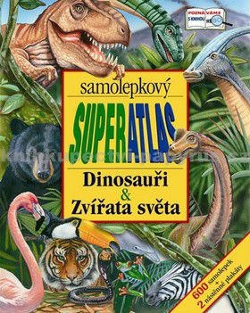 Dinosauři & Zvířata světa cena od 79 Kč