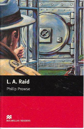Prowse Philip: L A Raid cena od 79 Kč