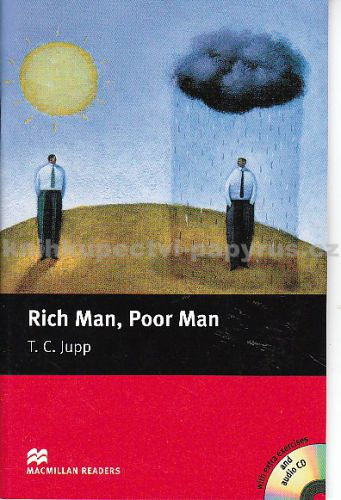Jupp T.C.: Rich Man, Poor Man T. Pack with gratis CD cena od 168 Kč