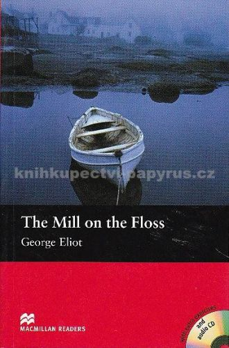 Eliot George: Mill on the Floss T. Pack with gratis CD cena od 159 Kč