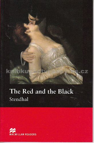 Macmillan Readers The Red and the Black - Stendhal cena od 128 Kč