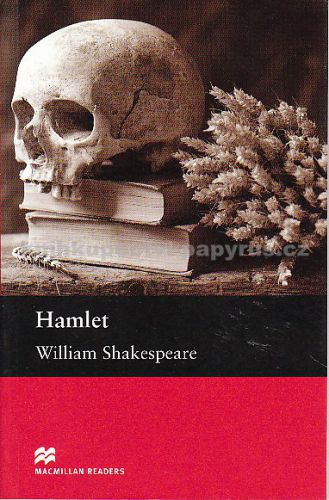 Macmillan Readers Hamlet - William Shakespeare cena od 134 Kč