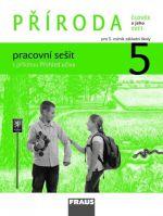 Příroda 5 - Pracovní sešit cena od 51 Kč