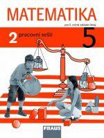 Matematika 5/2 - Pracovní sešit cena od 40 Kč