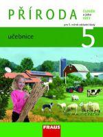 Kolektiv autorů: Člověk a jeho svět - Příroda 5 pro ZŠ - učebnice cena od 90 Kč