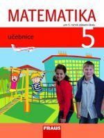 Kolektiv autorů: Matematika 5 učebnice pro 5.ročník základní školy cena od 98 Kč