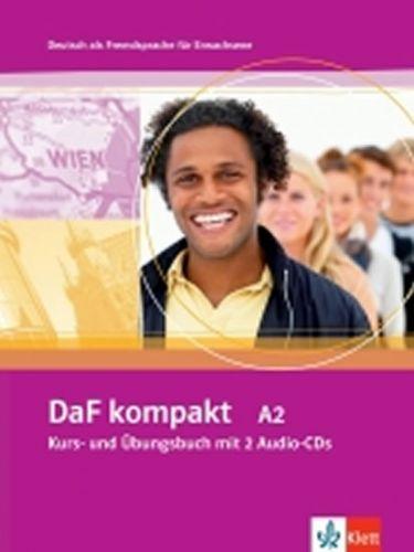 Klett DAF Kompakt A2 LAB - učebnice + PS + cena od 391 Kč