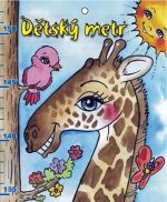 Zuzana Baláková: Dětský metr - Žirafa - Zuzana Baláková cena od 46 Kč