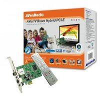AVER - DTV receiver, DVB-T PCI-E - 61H788HBF0AX