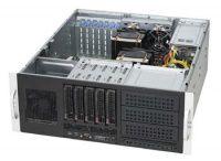 SUPERMICRO SC842TQ-665 průmyslové 4U (52cm) eATX,5sATA,665W(24+8+4pin cena od 10099 Kč