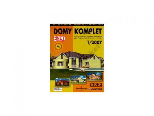 ENET HOLDING Domy komplet 1/2007 cena od 0 Kč