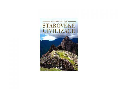 Starověké civilizace - Světy, které objevila archeologie cena od 0 Kč
