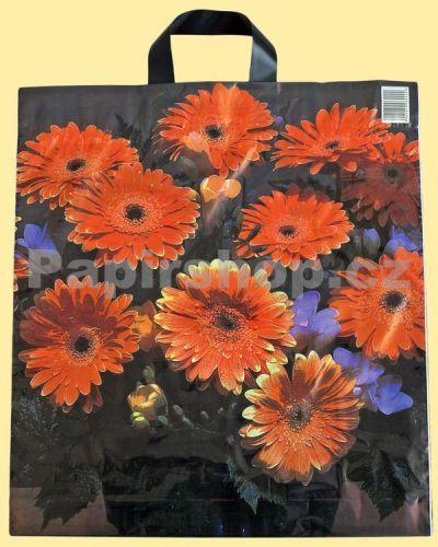 Agentura Gobi Igelitová taška mix potisk 46 x 50