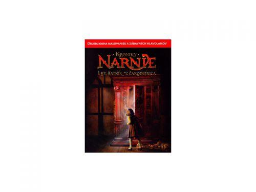Sadie Chesterfield Kroniky Narnie 2 Druhá kniha maľovaniek cena od 62 Kč