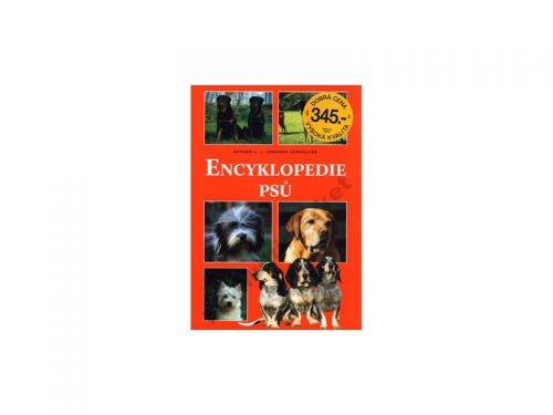 Esther Verhoef-Verhallen Encyklopedie psů cena od 275 Kč