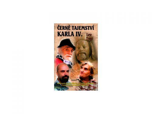 Lev Tygr: Černé tajemství Karla IV. cena od 182 Kč