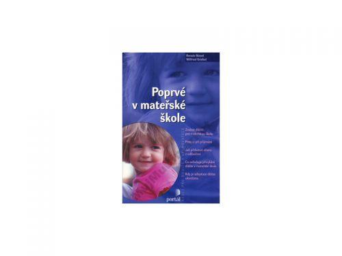 Renate Niesel Poprvé v mateřské škole cena od 149 Kč