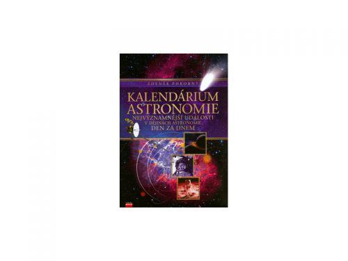Zdeněk Pokorný Kalendárium astronomie cena od 0 Kč