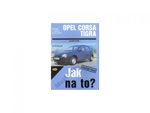 Hans-Rüdiger Etzold Opel Corsa B, Opel Tigra od 3/93 do 8/00 cena od 610 Kč