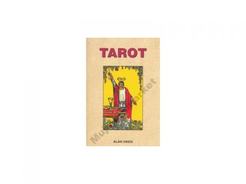 Alan Oken: Tarot - Alan Oken cena od 63 Kč