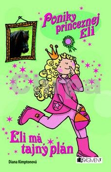 Diana Kimptonová Eli má tajný plán cena od 0 Kč