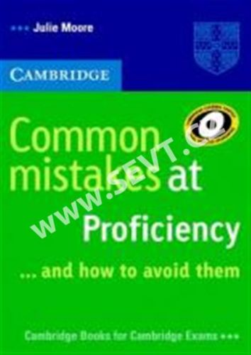 Julie Moore: Common Mistakes at Proficiency cena od 191 Kč
