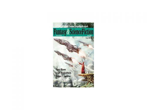Ian Watson Fantasy a ScienceFiction léto 2009 cena od 165 Kč