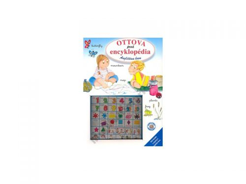Ottovo nakladateľstvo Ottova prvá encyklopédia cena od 0 Kč