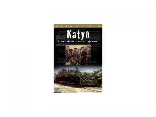 Gerd Kaiser Katyň cena od 209 Kč
