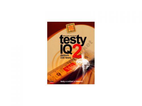 Philip Carter Testy IQ 2. testy a cvičení s řešením cena od 0 Kč