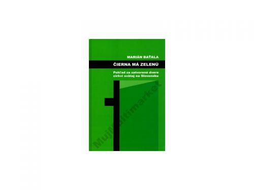 Marián Baťala Čierna má zelenú cena od 163 Kč
