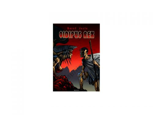 Karel Jerie: Oidipus Rex cena od 210 Kč