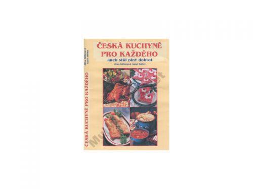 85aeaa8e46453 Jitka Höflerová Česká kuchyně pro každého - Srovname.cz