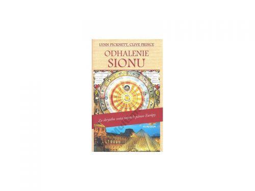 Lynn Picknettová Odhalenie Sionu cena od 369 Kč