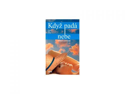 Šárka Junková Když padá nebe cena od 128 Kč