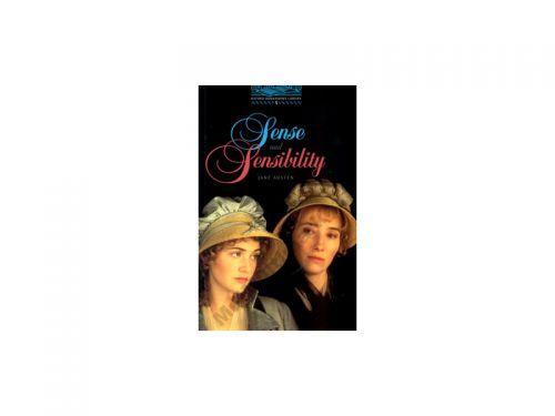 Jane Austenová Sense and Sensibility cena od 99 Kč