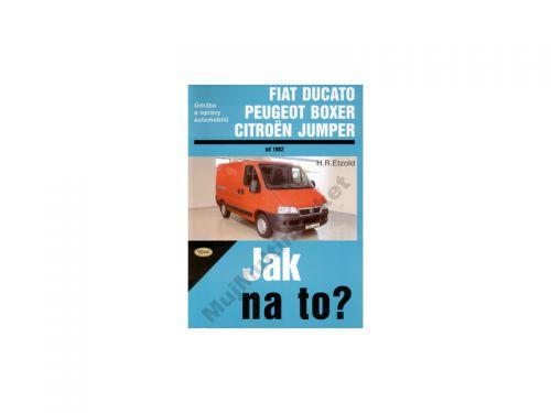 Hans-Rüdiger Etzold Ducato, Boxer, Jumper od 1982 cena od 534 Kč