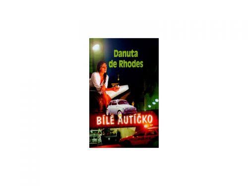 Danuta De Rhodes Bílé autíčko cena od 53 Kč