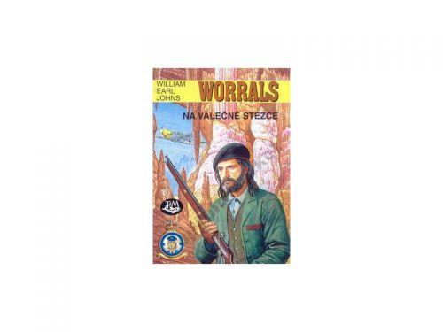 William Earl Johns Worrals na valečné stezce cena od 0 Kč