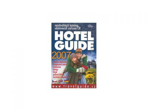COMPUTER PRESS Hotel Guide 2007 cena od 418 Kč