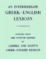Mega Books International Intermediate greek - english lexicon cena od 1 710 Kč