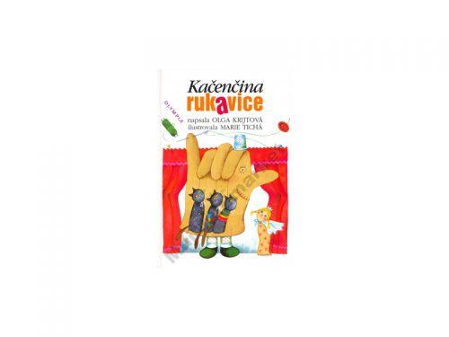 Olga Krijtová Kačenčina rukavice cena od 120 Kč