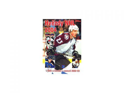 Kolektiv autorů Hvězdy NHL 2004 cena od 0 Kč