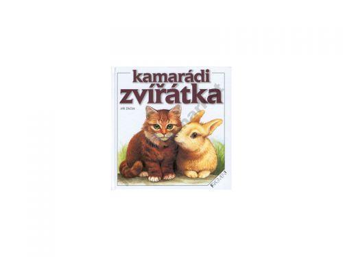 Jiří Žáček: Kamarádi zvířátka cena od 55 Kč